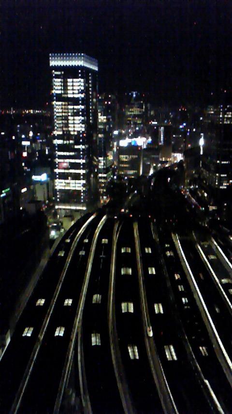 東京駅うえ、33<br />  階。
