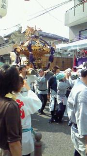 天祖神社大祭