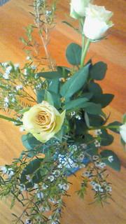 草色の薔薇
