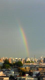 惚れ惚れ、虹