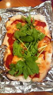 我が家風ピザ