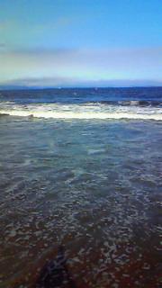 海は広いな、大きい〜な♪