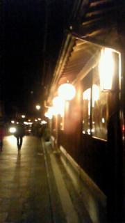 ひがし茶屋街の昼と夜