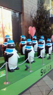 Suicaのペンギンさん