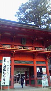 凄い!鹿島神宮