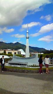 新旧タワー