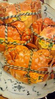 上海蟹だって