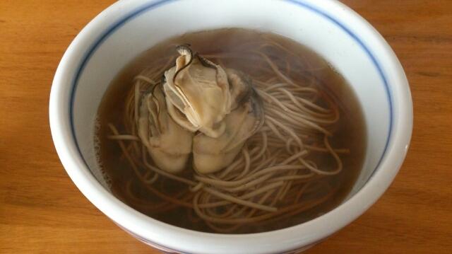 浦戸の牡蠣