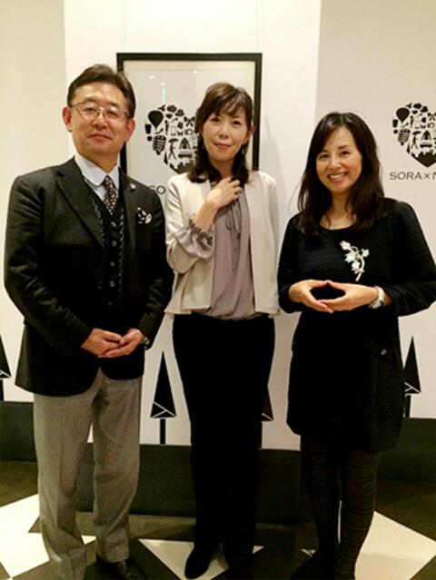 『ANGFA presentsドクトル・コバの銀座の奥義』 sora×niwa