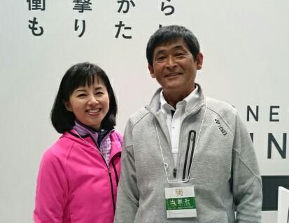谷口浩美さん