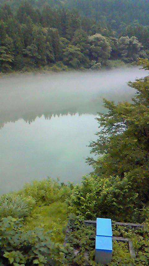 奥会津、福島県金山町