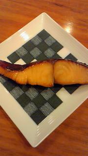 サワラの柚庵焼き