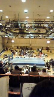 女性ボクシング@後楽園ホール