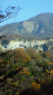 白神山地の麓