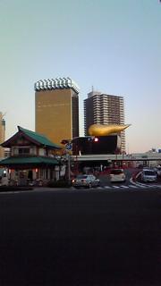 千駄木〜浅草散歩