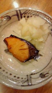 ブリの柚庵焼き