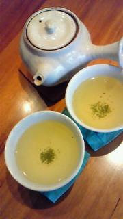 足久保の新茶