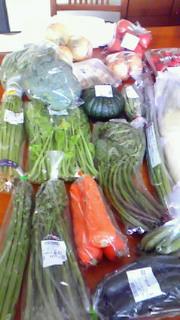 宮城の野菜果物でパワーアップ