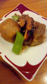 里芋が美味しい季節です